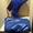 Продам стильные ботильоны цвета индиго+сумка в подарок! #403907