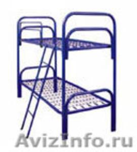 кровати металлические для больницы, кровати для пансионата, кровати для лагеря - Изображение #6, Объявление #901698