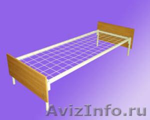 кровати металлические для больницы, кровати для пансионата, кровати для лагеря - Изображение #5, Объявление #901698