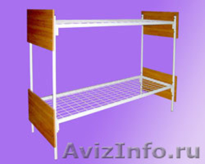 кровати металлические для больницы, кровати для пансионата, кровати для лагеря - Изображение #4, Объявление #901698