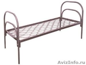 кровати металлические для больницы, кровати для пансионата, кровати для лагеря - Изображение #3, Объявление #901698