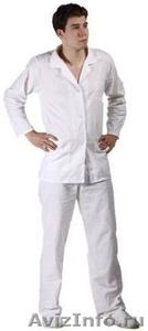 Куртка повара мужская бязь ГОСТ - Изображение #1, Объявление #1241327