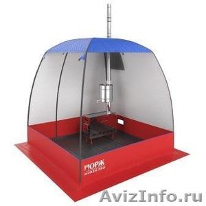 Мобильная баня-палатка МОРЖ без печи - Изображение #1, Объявление #1643375
