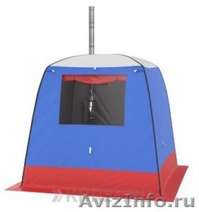 Мобильная баня-палатка МОРЖ без печи - Изображение #2, Объявление #1643375