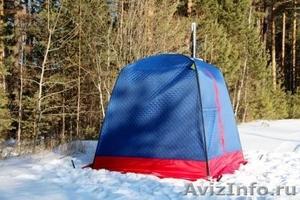 Мобильная баня-палатка МОРЖ без печи - Изображение #3, Объявление #1643375