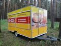 Продам фургон для приготовления пищи. Цена договорная
