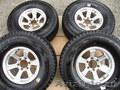 Колеса на внедорожник 285-75 R16 шины диски б/у