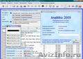 Analitika 2009 - Бесплатная программа для ведения учета в торговой организации