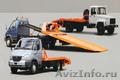 Продажа новых автоэвакуаторов Газель Валдай ГАЗ 3309 ,  переделка Вашего авто