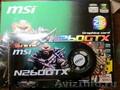 Видеокарта MSI N260GTX-T2D896-OCv4