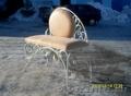 Кованая мебель,  художественная ковка