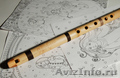 Этнические бамбуовые флейты
