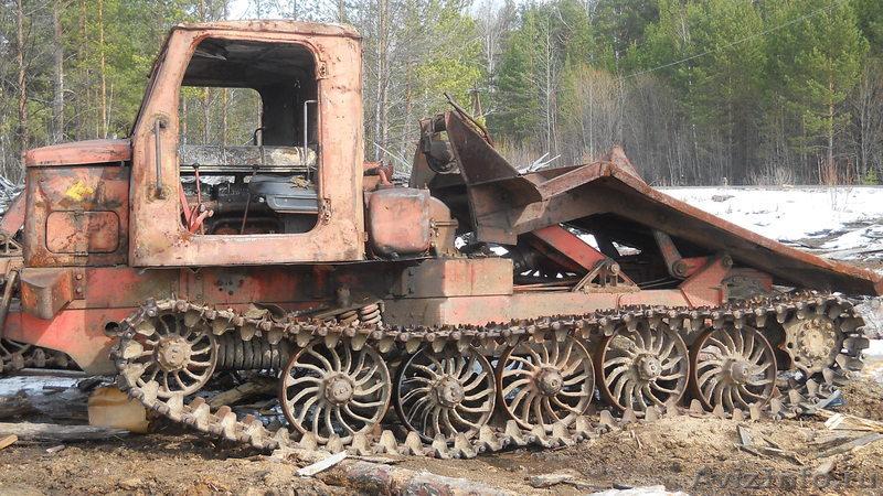 Трактор тт-4 - продаётся конфискат(б/у) в регионе Томская.