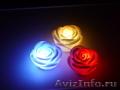 Светодиодный светильник Роза