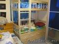 Детская двухъярусная кровать EcoSkarb RU