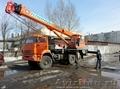 Автокран 25 тонн Клинцы КС 55713-5К