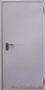 Дверь противопожарная EI-60 однопольная глухая