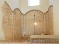 Художественная роспись стен и потолков в интерьере.