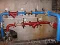 Монтаж узлов учета тепла,  воды,  пара,  газа,  стоков