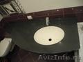 Столешница для ванной комнаты из искусственного камня - Изображение #2, Объявление #1062563