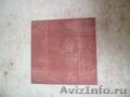 Продаем плитку полимерпесчанную тротуарную 330х330х35