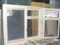 Оконные блоки. Банные, филенчатые двери из липы,  осины,  сосны.