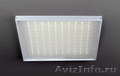 Офисный светодиодный светильник универсальный монтаж накладной и встраиваемый.
