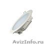 Светодиодные встраиваемые светильники направленного света (круглые дуанлайты)
