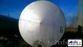 Резервуары для хранения ГСМ объёмом 50 и 75 м3