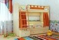 Кровать двухъярусная Немо+Доставка и подъем по Екатеринбургу бесплатно