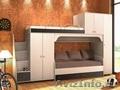 Кровать двухъярусная Юниор (Ставрополь)