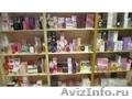 Брэндовый парфюм и профессиональные палитры,  кисти