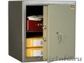 Офисный металлический сейф