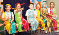 Набор детей в театральную студию