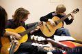 Обучения игре на гитаре