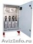 Фильтрокомпенсирующие конденсаторные установки АФКУ 0, 4;  ФКУ 0, 4;  ДФКУ 0, 4