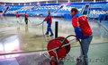 Заливка катка во дворе,  на стадионах,  в ледовых комплексах. На все спортивные пл
