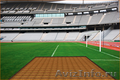 Электрический подогрев спортивной площадки,  футбольного поля. Для повышения инте