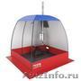 Мобильная баня-палатка МОРЖ без печи