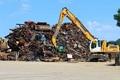 Вывоз металлолома. Демонтаж металлоконструкций-гаражей